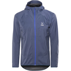 Haglöfs L.I.M Proof Multi Jacket Men Tarn Blue